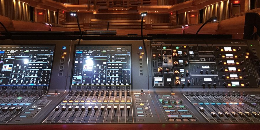 Yamaha Commercial Audio and Solotech Support Music Festival