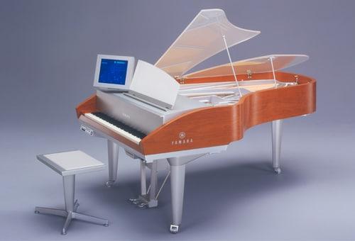Disklavier Pianos Instrumentos Musicais Produtos Yamaha Portugal