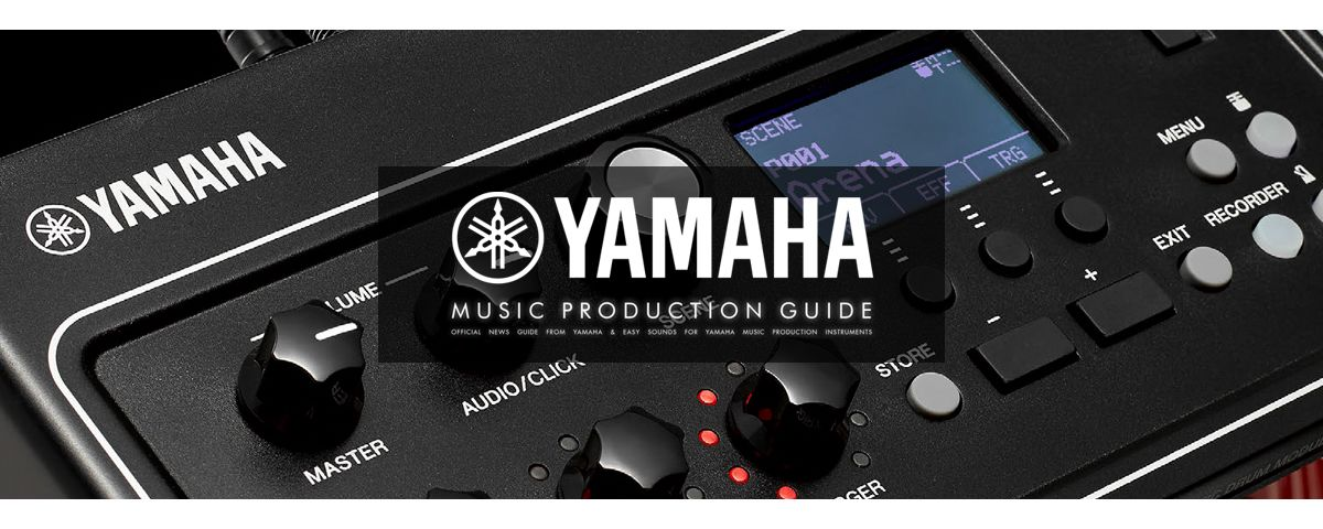 Yamaha Music Production Guide